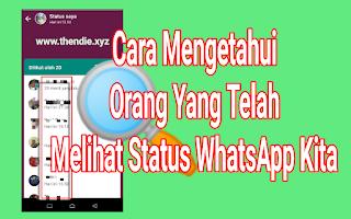 Trik whatsapp story