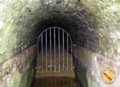 L'aqueduc souterrain entre Novéant-sur-Moselle et Gorze
