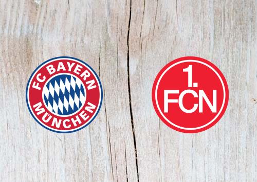 Bayern Munich vs Nurnberg Full Match & Highlights 08 December 2018