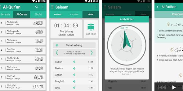 Aplikasi Salaam