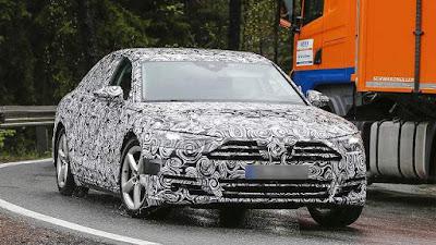 2018 Audi A8 Prix et date de sortie