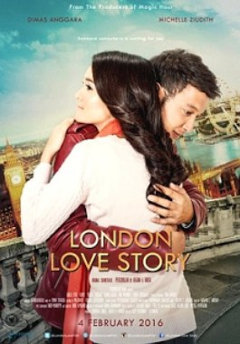 Download Film Indonesia London Love Story (2016) WEB-DL Full Movie Gratis