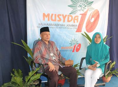musyda 10 pdm muhammadiyah jember
