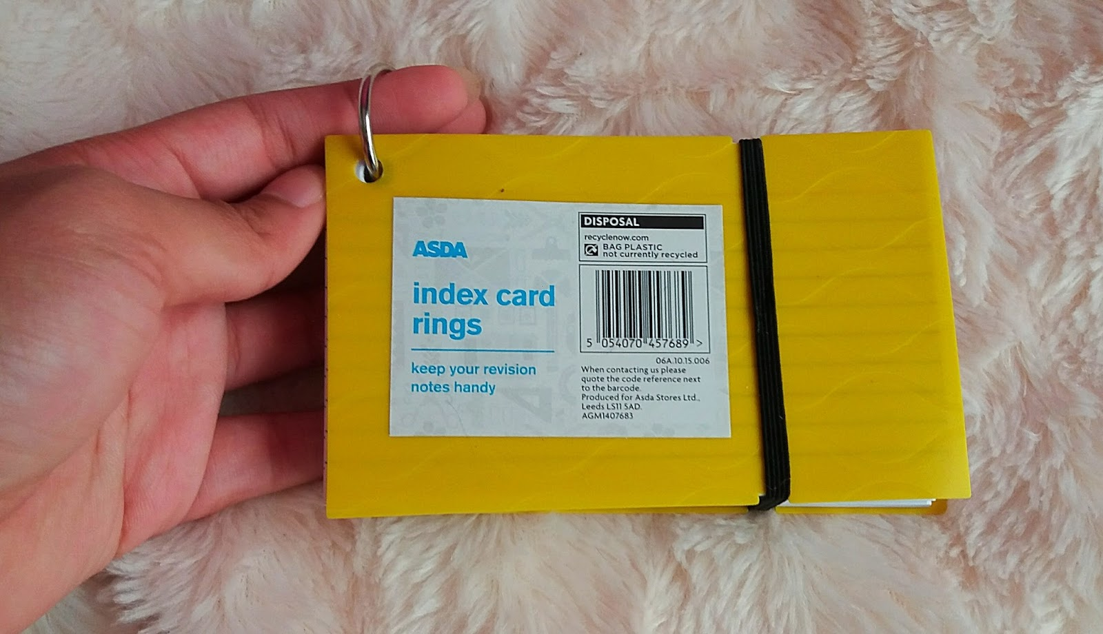2 Ring Binder Index Card 3x5 Recipe Hardcover | Trend ...