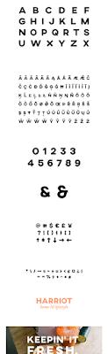تحميل خط AXIS Typeface { خطوط }