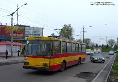Škoda 14Tr we Lwowie