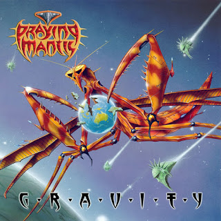 "Το τραγούδι των Praying Mantis ""Keep It Alive"" από το album ""Gravity"""