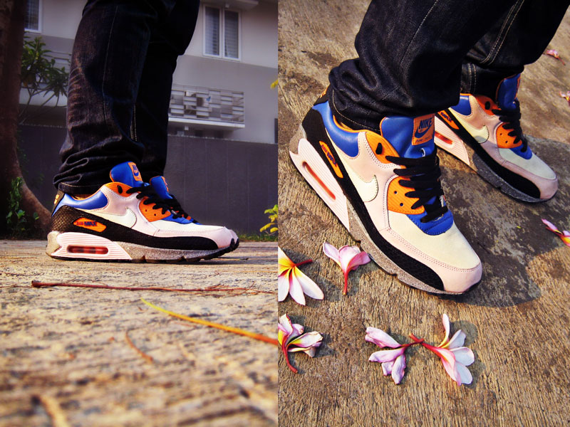 implícito encanto físicamente  munkymuck: Nike Air Max 90 - King of The Mountain