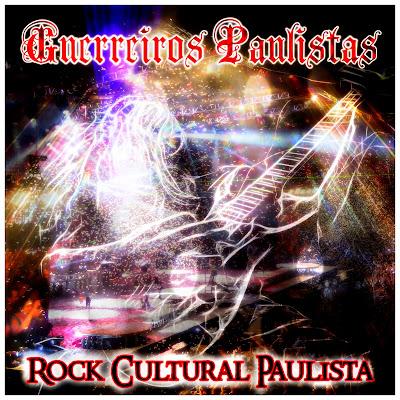 Guerreiros Paulistas - Rock Cultural Paulista - São Paulo Metal Música MSPI 1932 Alt-Right Direita Olavo de Carvalho Jair Bolsonaro Generation Identity Trump