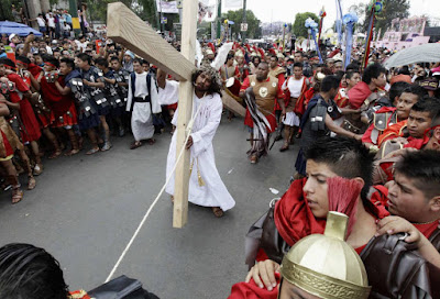 semana santa 2017 en méxico