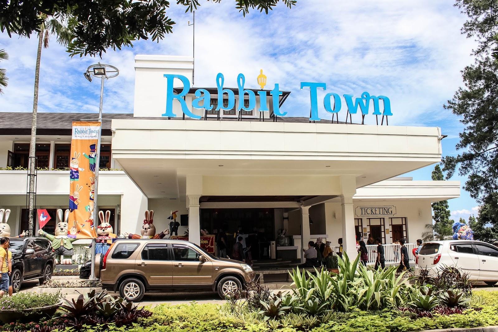 Travel Review Rabbit Town Bandung Wisata Selfie Untuk Seluruh Keluarga