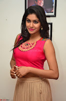 Akshita super cute Pink Choli at south indian thalis and filmy breakfast in Filmy Junction inaguration by Gopichand ~  Exclusive 009.JPG