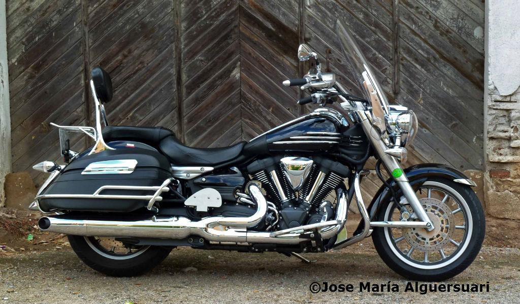 Blog de jose maria alguersuari custom yamaha xv 1900 for Yamaha xv 1900