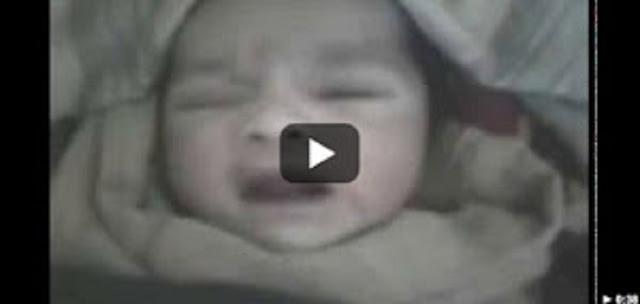 Suami Ngamuk Tendangi Perut Istri Setiap Ngidam, Bayinya Lahir Cacat Permanen Seperti ini
