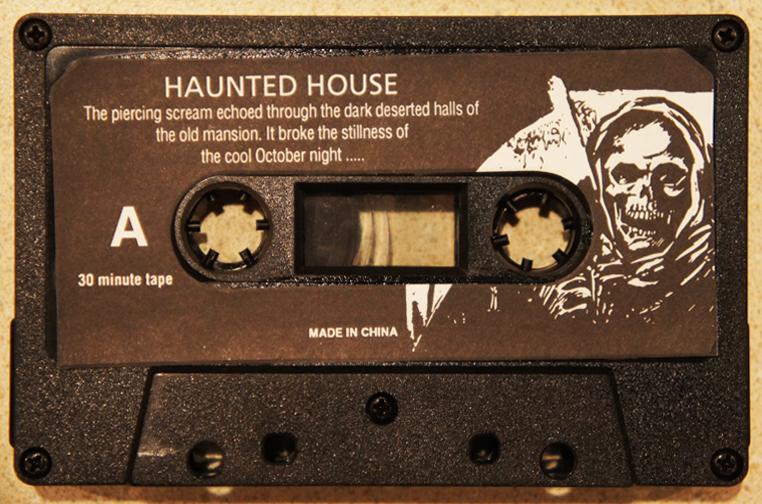 Witches Haunt Quot Haunted House Quot Cassette