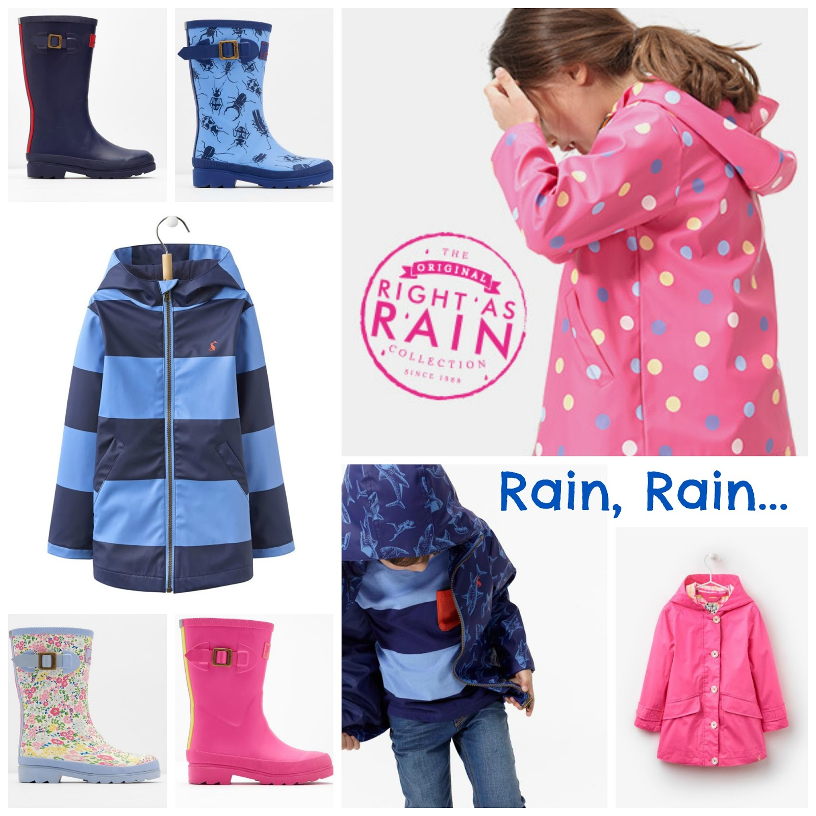 mamasVIB | V. I. BUYS: Welcome to #mamasmondays …. Joules raincoats, Kitchen Trotter & Olympus PEN