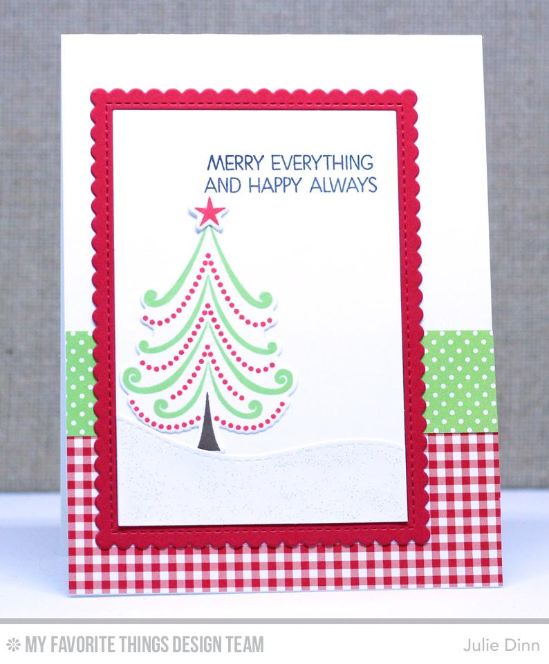 Kreative Jewels: Oh Christmas Trees