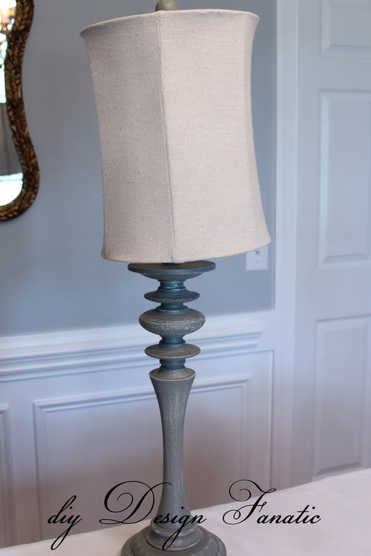 I knocked over one of our bedroom lamps walking around in ...