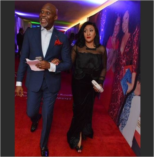 WOW! See Photos Of RMD And Pastor Chris Okotie's Ex – Wife That's Got People Talking