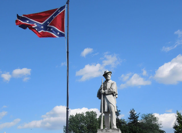 Editorial: Confederate Nazis, Domestic Terrorist & White Nationalists, Oh My; Metamora Herald