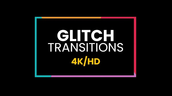 Glitch Transitions - Premiere Pro Presets | Motionarray 212252