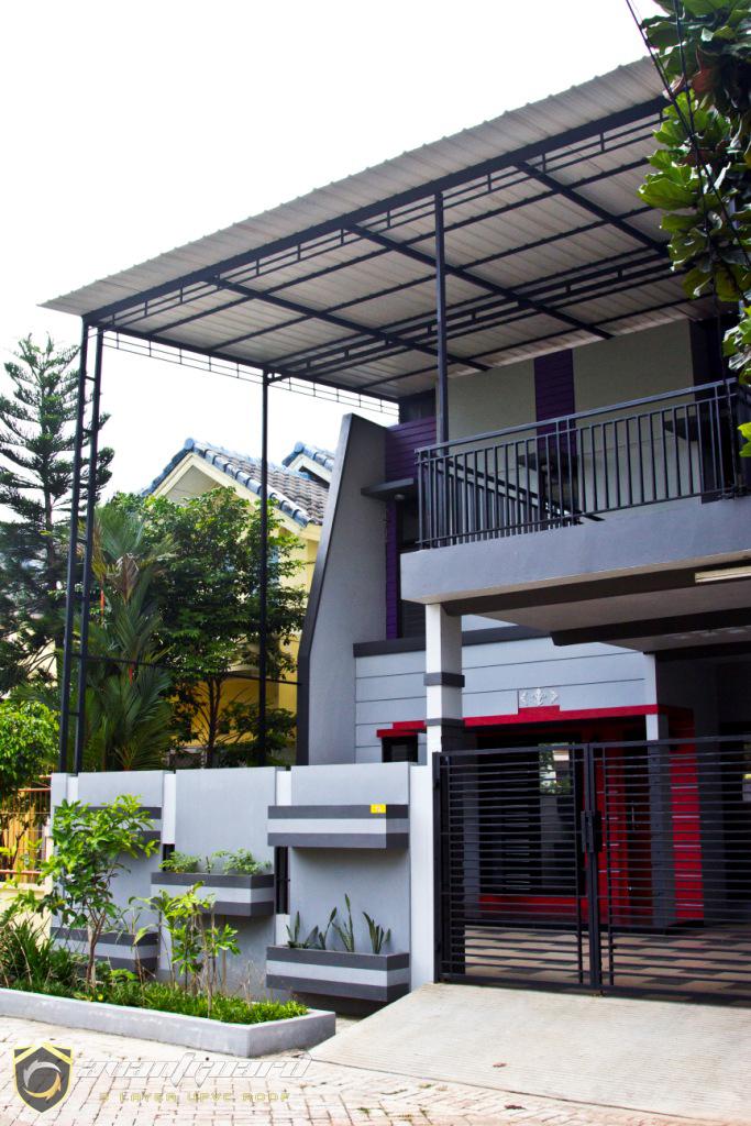 atap upvc: Harga Atap Canopy uPVC