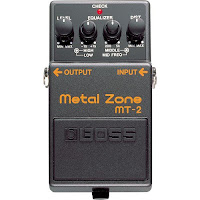 METAL ZONE (MT-2)