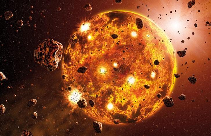 Planet dengan Suhu Paling Panas di Alam Semesta