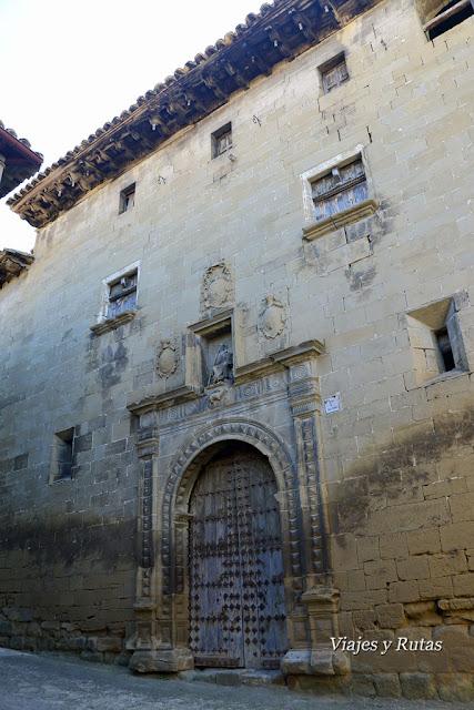 Iglesia de San Andrés, Uncastillo