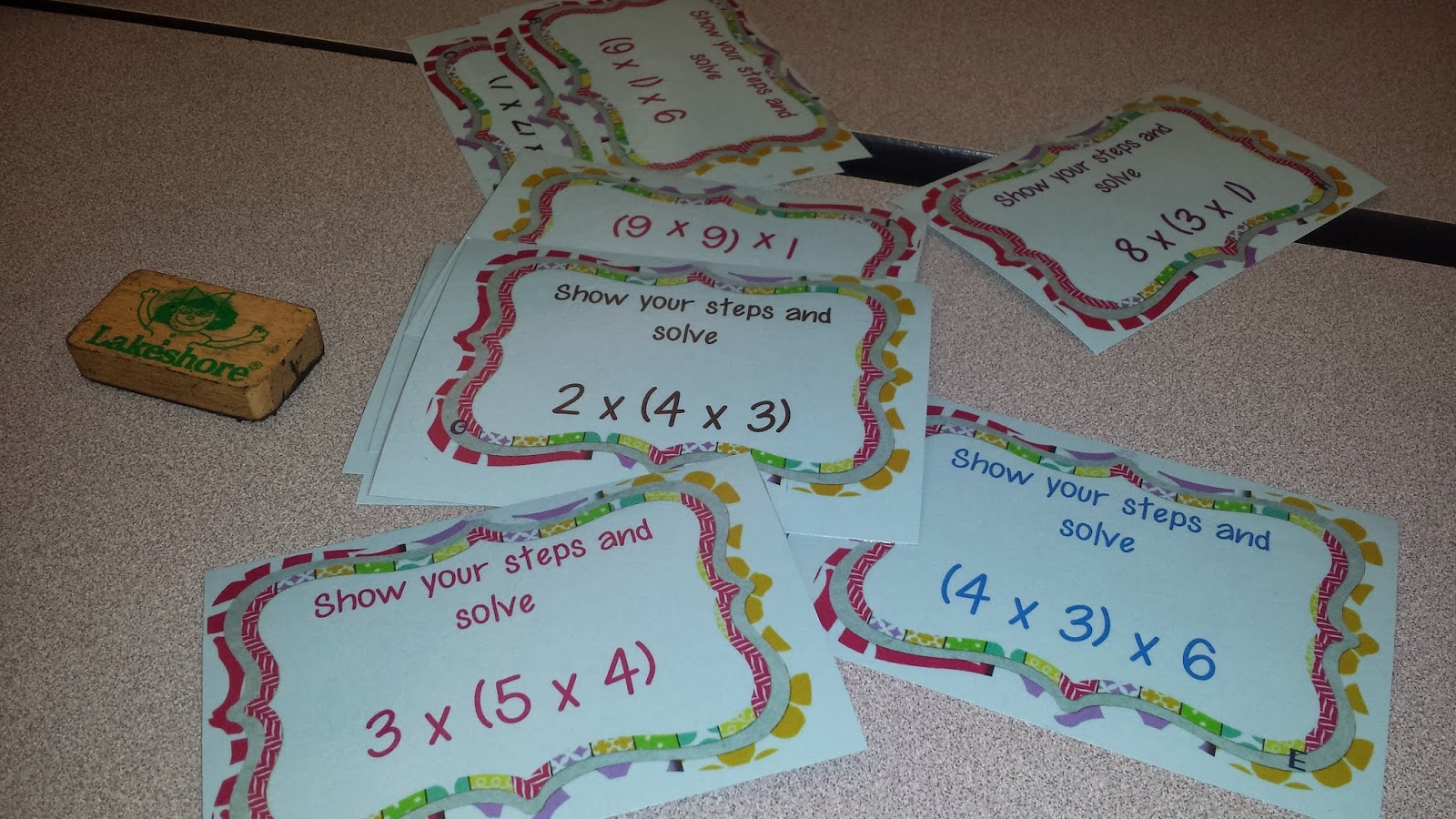 Elementary Brown Ies Pasta Parentheses And A Freebie