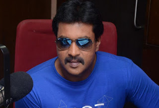 Why Sunil lost his cool in Press Meet?