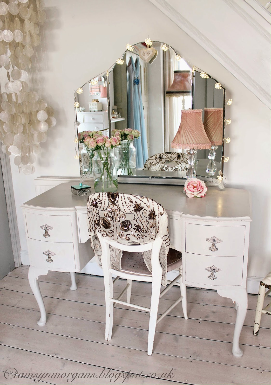 Vintage Dressing Table | The Villa on Mount Pleasant
