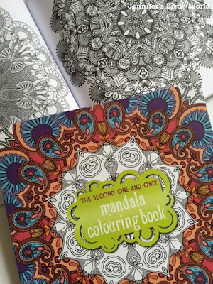 Mandala colouring book for adults