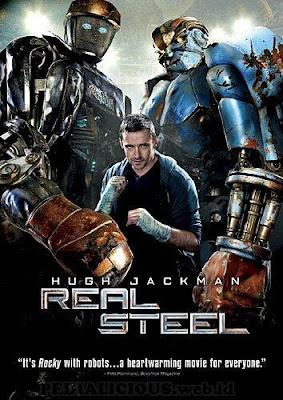 Sinopsis film Real Steel (2011)