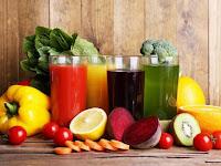 Jus Diet Untuk Golongan Darah B