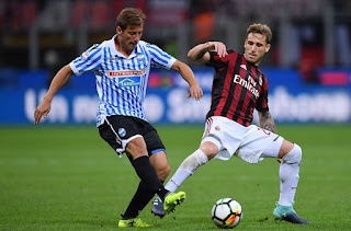 Watch Milan vs SPAL live Stream Today 29/12/2018 online Italy Serie A