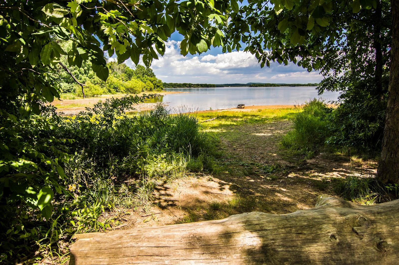 Litton's Fishing Lines: 5-Pound Bass Squareback Canoe Maiden Voyage
