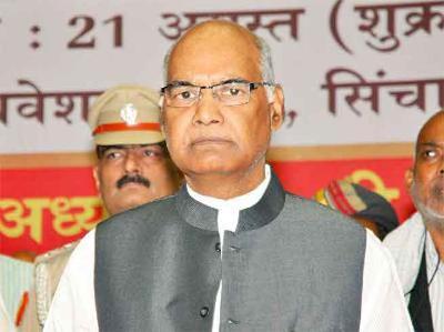अमित शाह का ऐलान-रामनाथ कोविंद होंगे एनडीए के राष्ट्रपति पद के उम्मीदवार  Politics