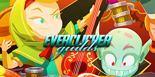 EverClicker Introduces Guilds