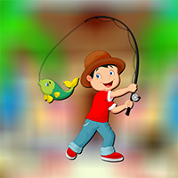 Play AvmGames Young Fisher Boy…