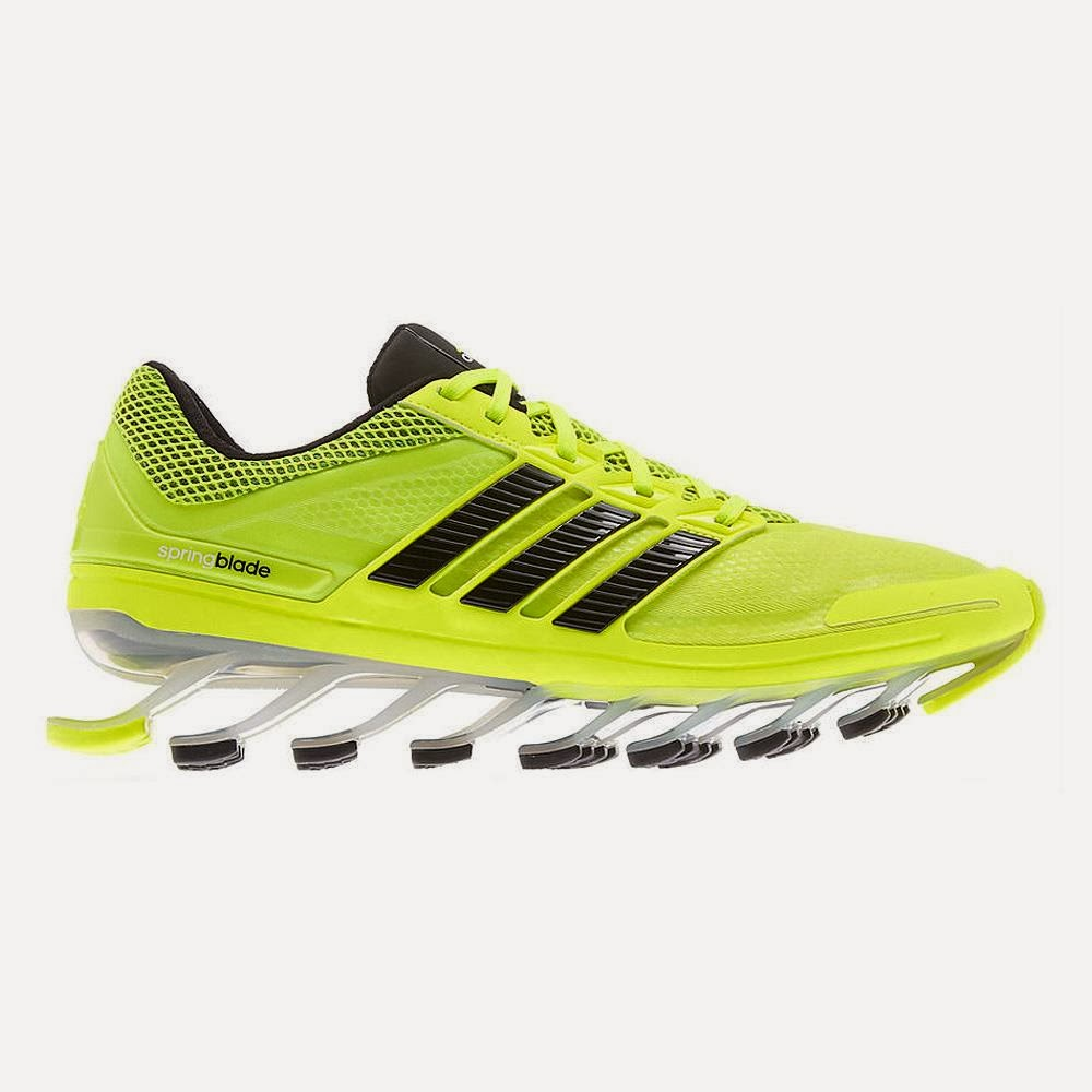 Adidas Tenis Springblade - HD wallpaper