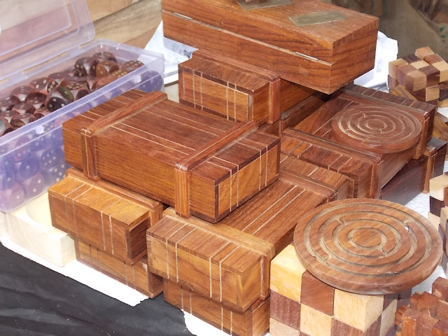 woodwork puzzle