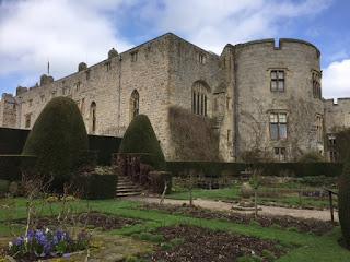 Chirk Castle rear