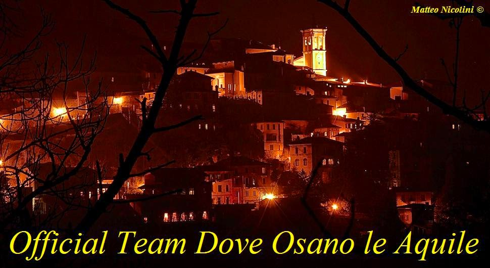Official Team Dove Osano Le Aquile