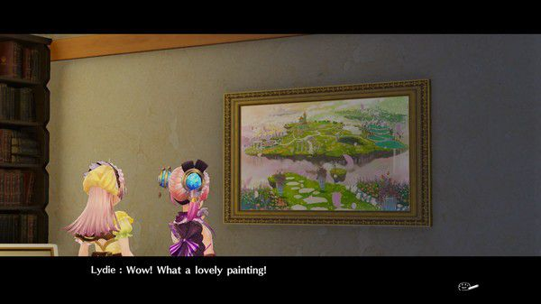 Atelier Lydie & Suelle ~ The Alchemists and the Mysterious Paintings