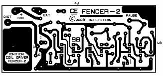 Electric Fence Circuit Diagram Diy Government Circular Flow Schematic 555