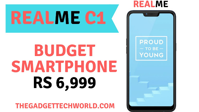 Realme C1 price, specifications, short review