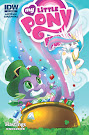 My Little Pony Friends Forever #3 Comic Cover Hastings Variant