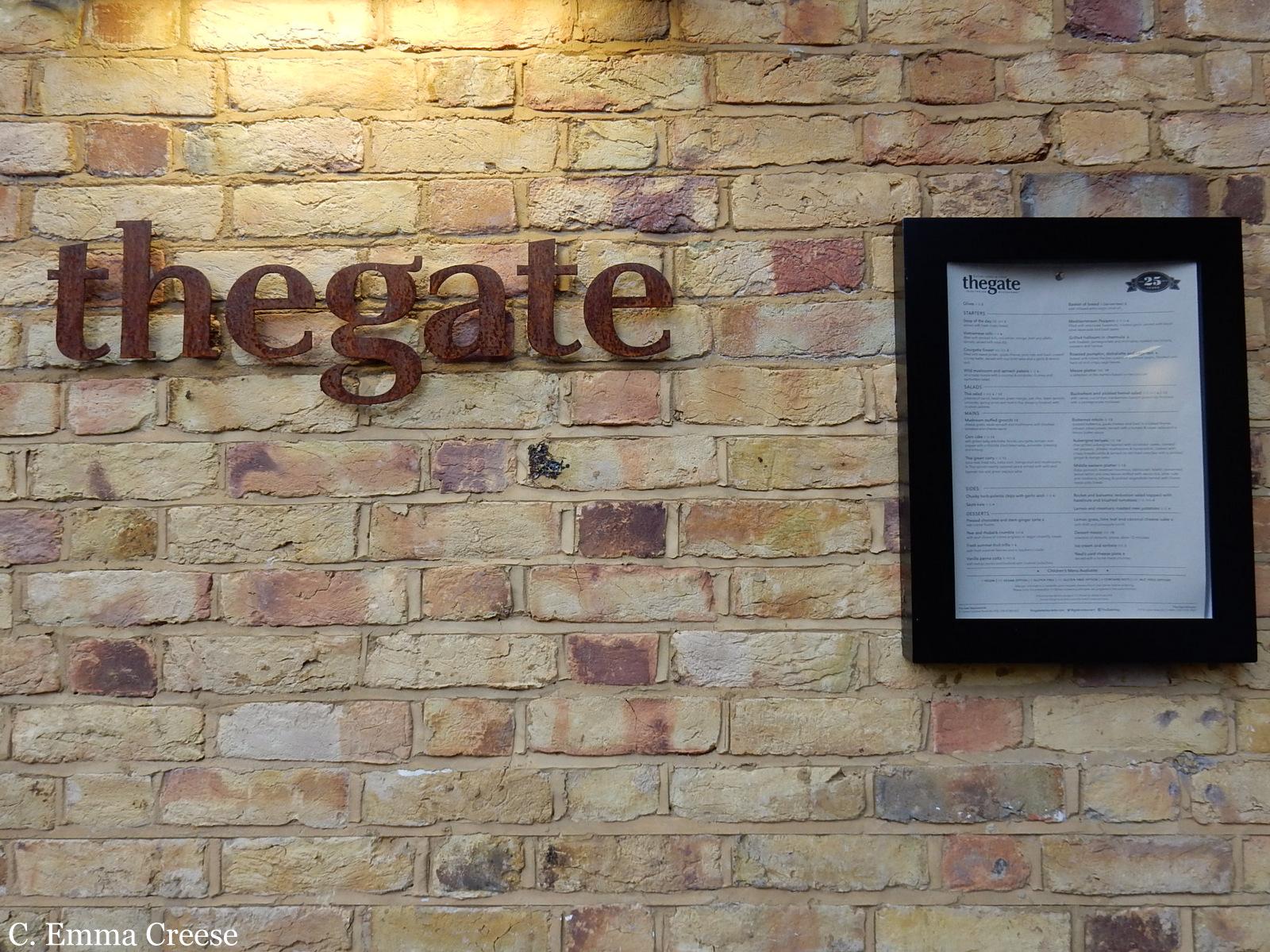 London Restaurants Vegetarian And Meat
