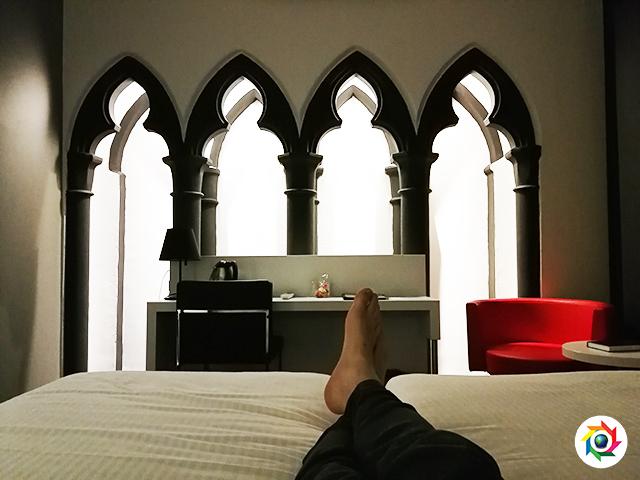 mons dove dormire